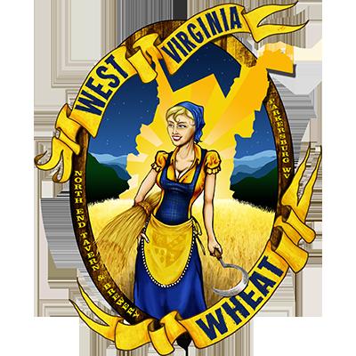 West Virginia Wheat label